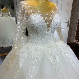 أماكن بيع فساتين الزفاف في تركيا