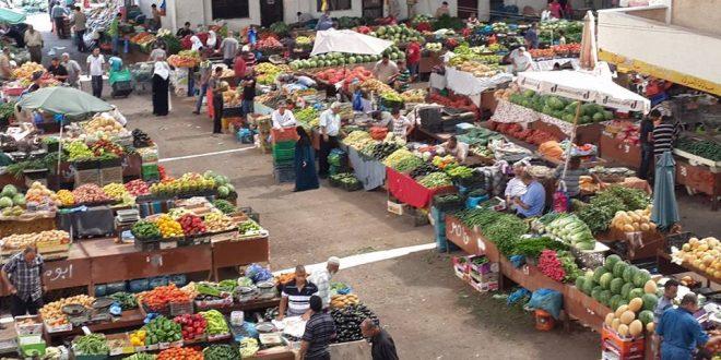 استيراد الخضار والفواكه من تركيا