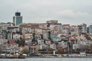 العقار في تركيا