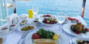المطاعم التركية