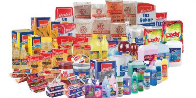 تصدير المواد الغذائية من تركيا