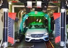 مغاسل السيارات في تركيا