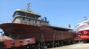 مصانع قوارب الصيد في تركيا