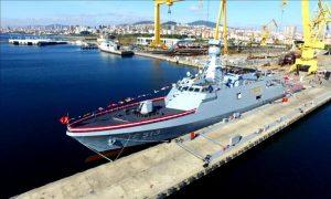 صناعة القوارب في تركيا
