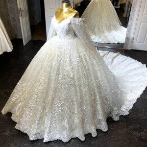 فساتين زفاف تركية 2020