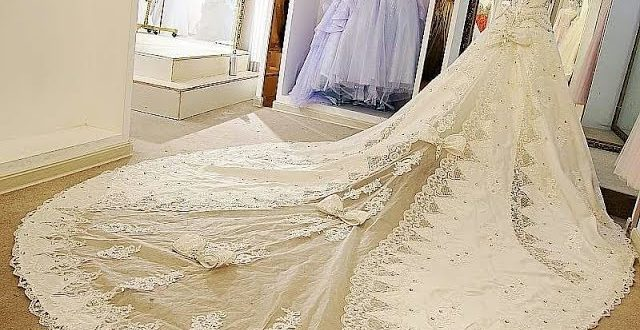 فساتين زفاف جمله للبيع