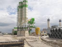 مصانع الخرسانة في تركيا