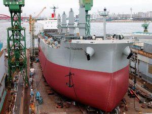 صناعة سفينة للبيع في تركيا