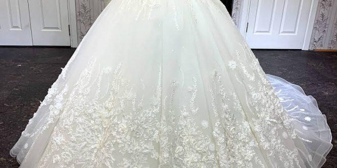 مصانع فساتين زفاف جمله