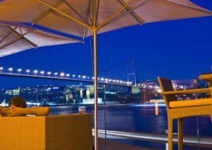 مطعم في تركيا
