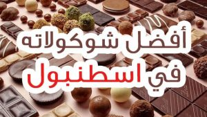 افضل مصنع شوكولاته في تركيا