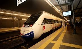 أسعار القطارات في تركيا