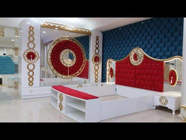 اجمل غرف نوم عراقية نجارة