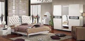 انواع غرف النوم التركية