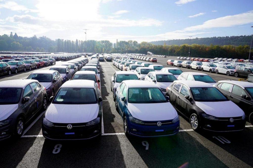 تجارة السيارات المستعملة في تركيا