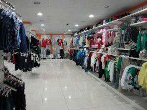شراء ملابس بالجملة
