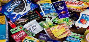 شركات مواد غذائية