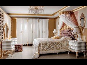 غرف نوم تركيه لون ابيض