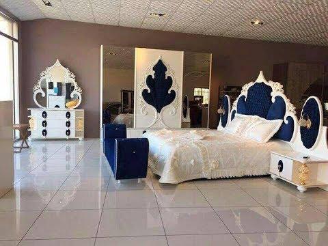 غرف نوم صاج عراقي ابيض