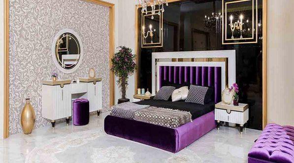 غرف نوم في بغداد الجديدة
