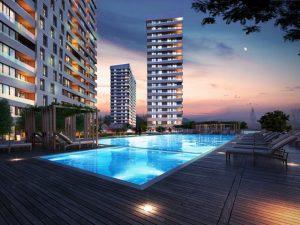 مجمعات سكنية في اسطنبول للايجار