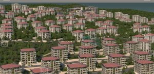 مشاريع سكنية جديدة في اسطنبول