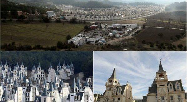 مشروع القلاع في تركيا