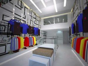 مصنع ملابس في تركيا