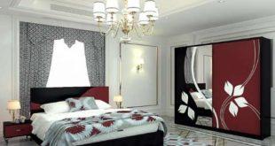 موديلات غرف نوم عراقية