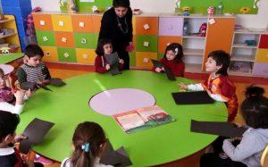 مشروع روضة في تركيا