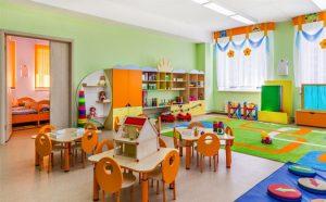 مشروع روضة اطفال في تركيا