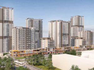 فضل مشروع سكني في اسطنبول