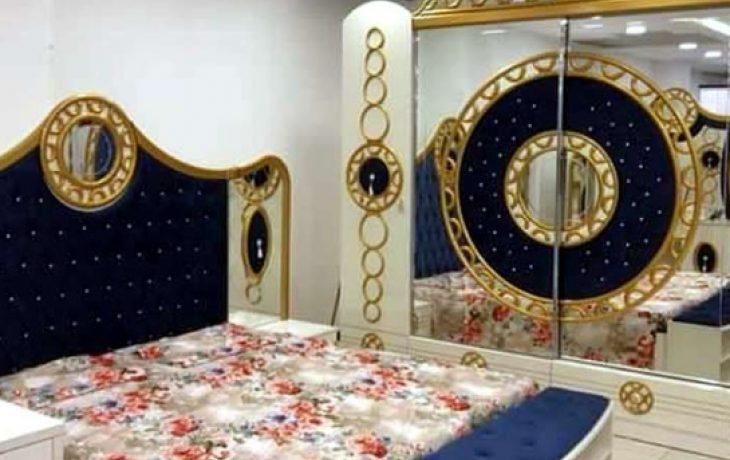 غرف نوم تركي في البصرة