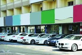 تمويل مشروع تأجير سيارات