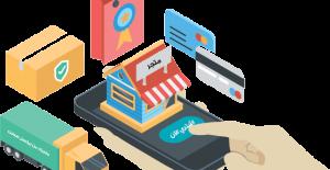 أنواع التطبيقات الالكترونية