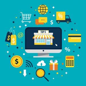الأسواق الإلكترونية الموثوقة