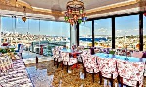 مطاعم في تركيا